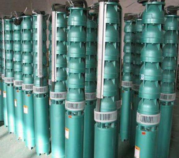 Recherche et d'analyse sur la conception de puits submersible Pompe électrique